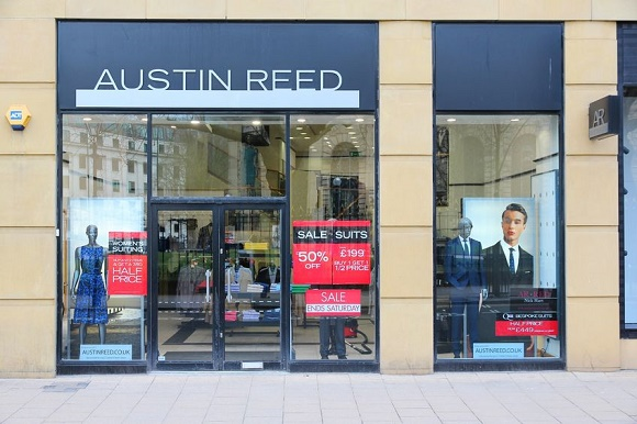 Austin Reed Follows Bhs Into Administration In Unforgiving Retail Sector Engage Cx Sales