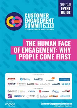 2018 Customer Engagement Summit