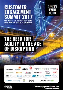 2017 Customer Engagement Summit
