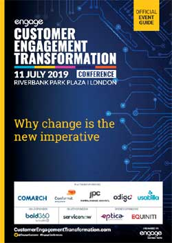 2019 Customer Engagement Transformation